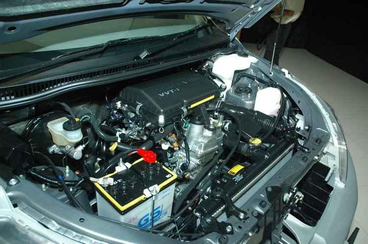 Двигатель Toyota Avanza