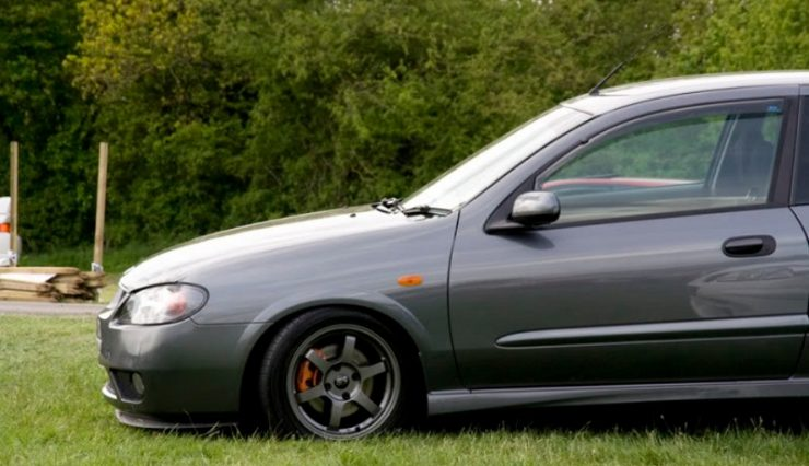 Колеса Nissan Almera