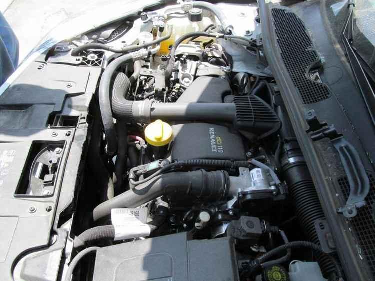Дизельный двигатель Рено Меган 2