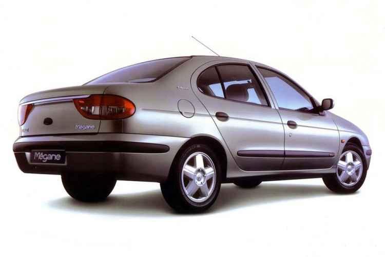 Renault Meganе Classic 1997