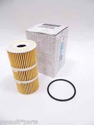 масляный фильтр Рено Меган 2