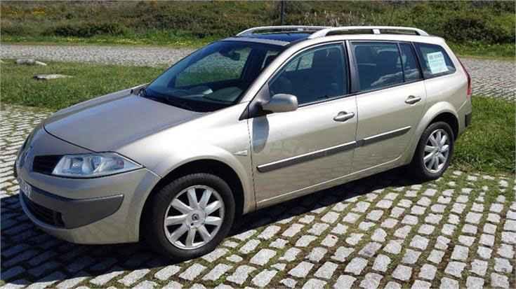 Renault Megane Grandtour 1999
