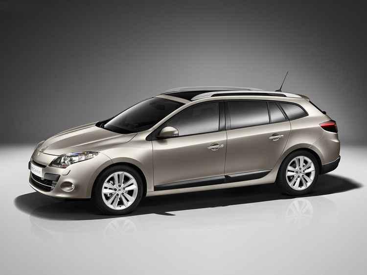 Renault Megane MK III