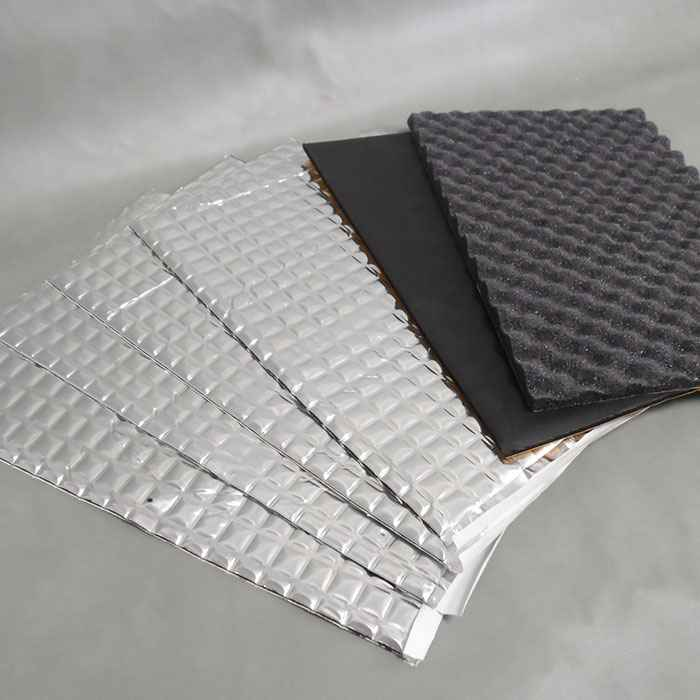 материалы для шумоизоляции