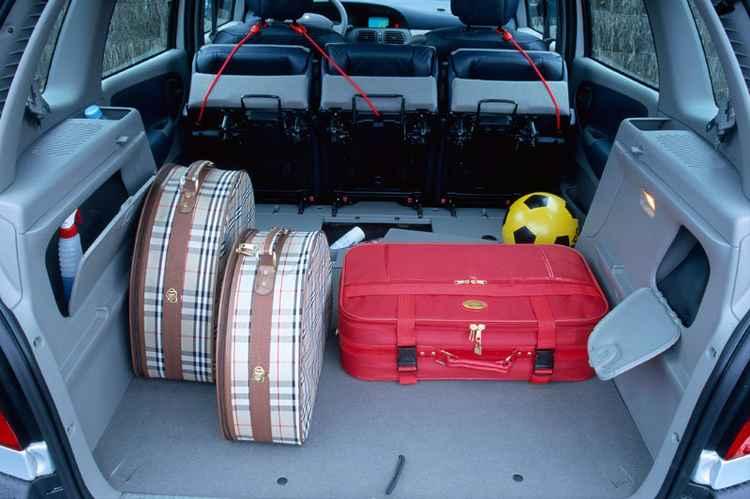багажник рено сценик 2001