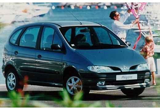 Renault Meganе Scenic 1996