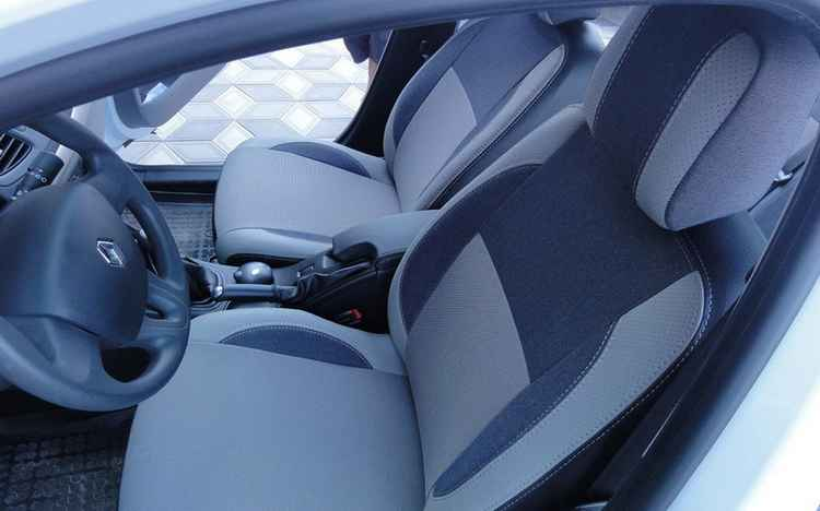 Чехлы на сиденья для Renault Fluence