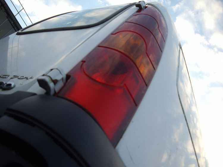 Задний фонарь Renault Kangoo