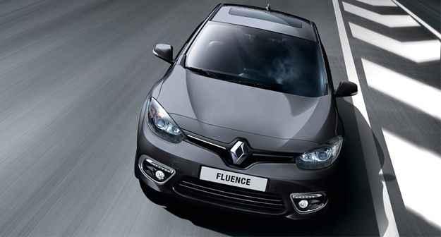 Renault Fluence 1.6L