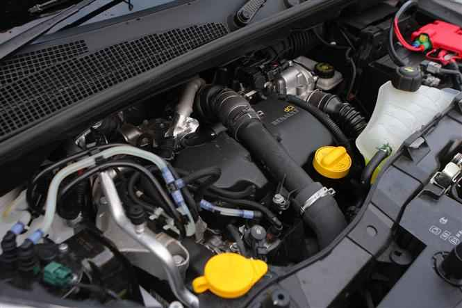 Двигатель Renault Kangoo 2015