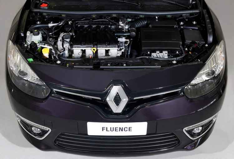 Замена антифриза на Renault Fluence