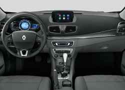 Салонный фильтр в Renault Fluence