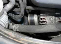 Замена ремня генератора на Renault Fluence