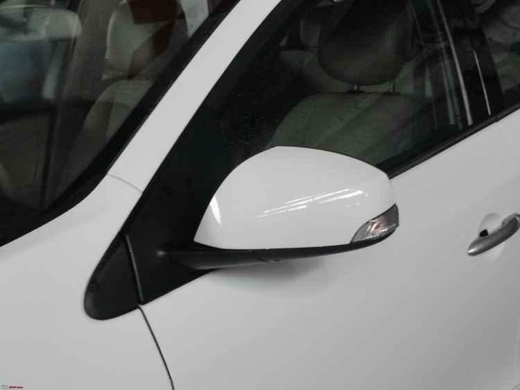 Зеркало заднего вида Renault Fluence