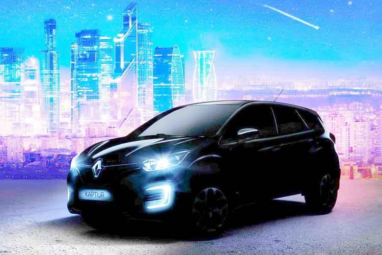 Renault Kaptur 4x4