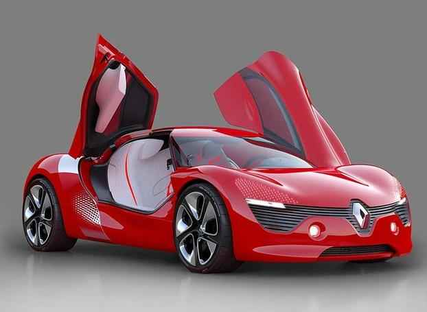 Концепт Renault DeZir