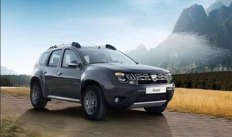 Renault Duster новый