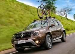 Коричневый Renault Duster