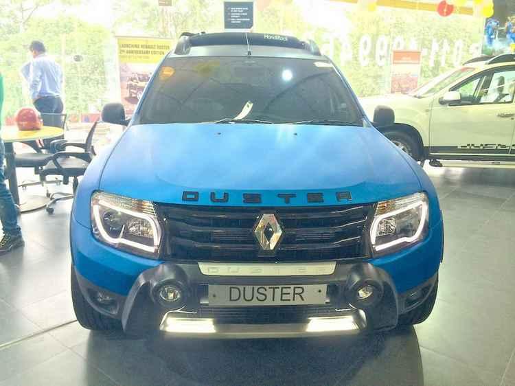 ДХО для Renault Duster