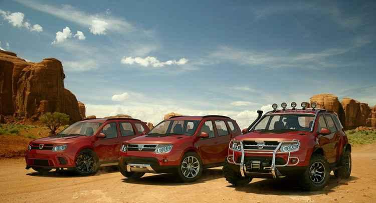 Доработки для внедорожья на Renault Duster