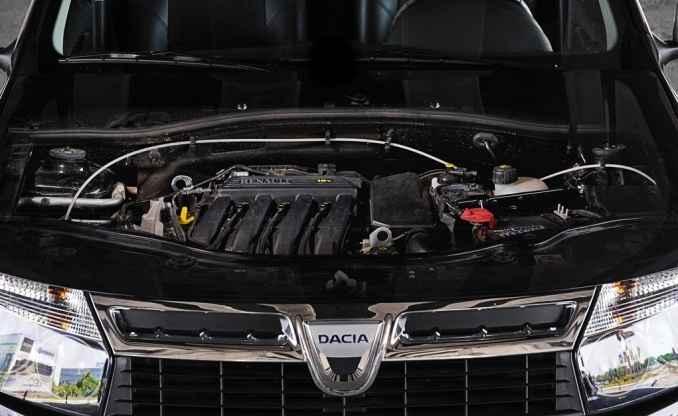 Двигатель Renault Duster 1.6