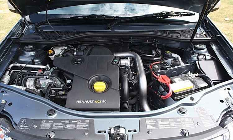 Двигатель Renault Duster 114 л/с