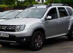 Renault Duster внешний вид