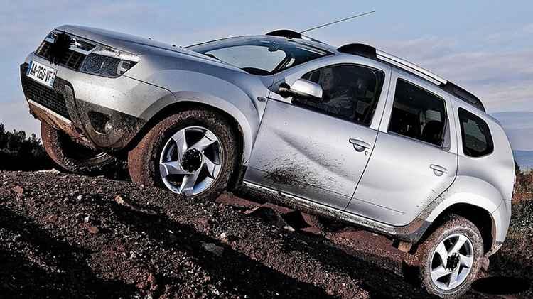 Внедорожные качества Renault Duster