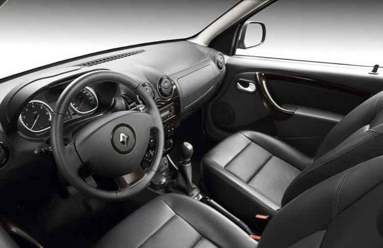 Максимальная комплектация Renault Duster 2015