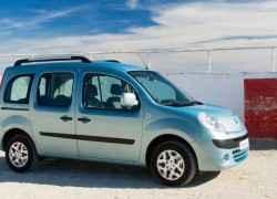 Габариты Renault Kangoo