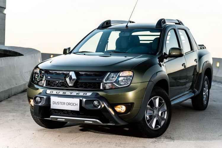 Размеры Renault Duster