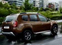 Сборка Renault Duster