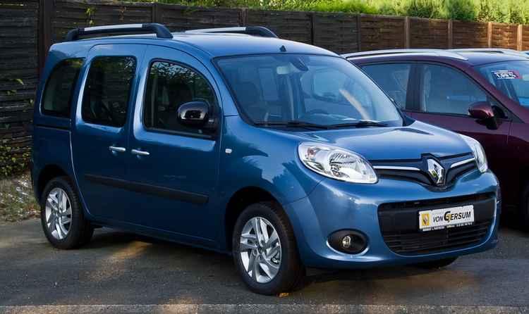 ГУР Renault Kangoo