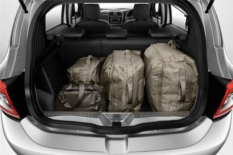 багажник рено сандеро