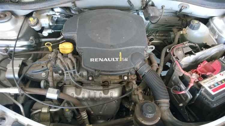 двигатель рено 1.4