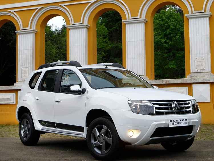 Эксплуатация Renault Duster