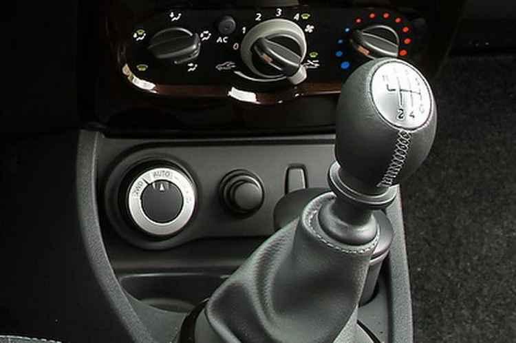 Механическая коробка передач Renault Duster