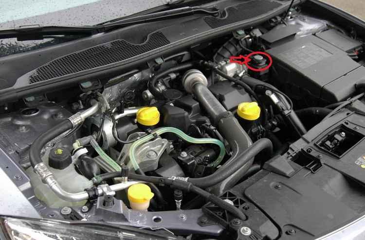 Прошивка ЭБУ Renault Megane