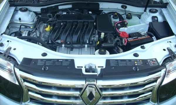 Двигатель 2.0 Renault Duster