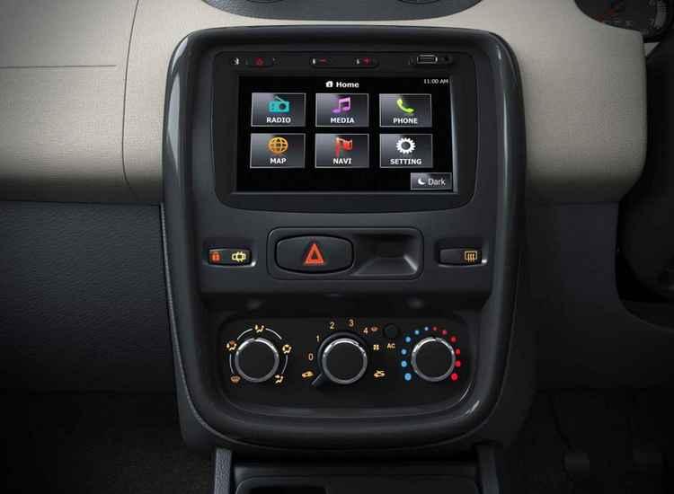Головное устройство Renault Duster