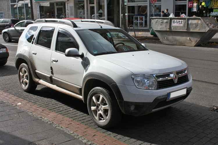 Renault Duster с передним приводом