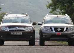 Renault Duster vs. Nissan Terrano