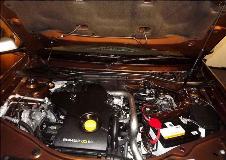 Сравнение бензин/дизель Renault Duster