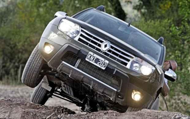 Проходимость Renault Duster 2013