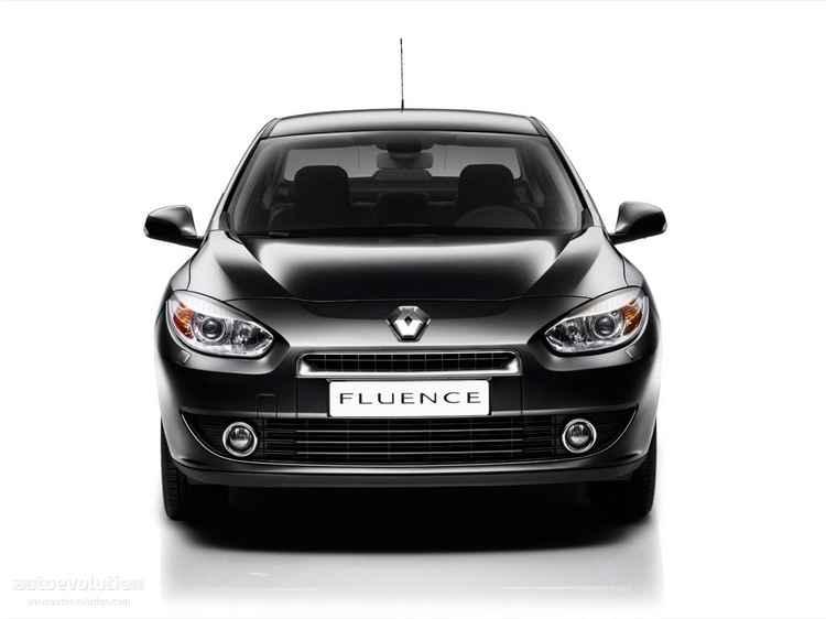 Renault Fluence lll