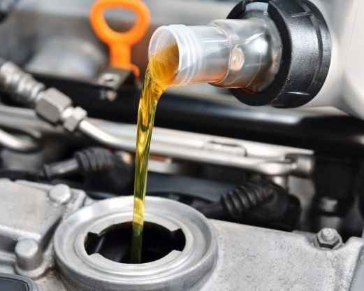 Замена масла на Renault Duster
