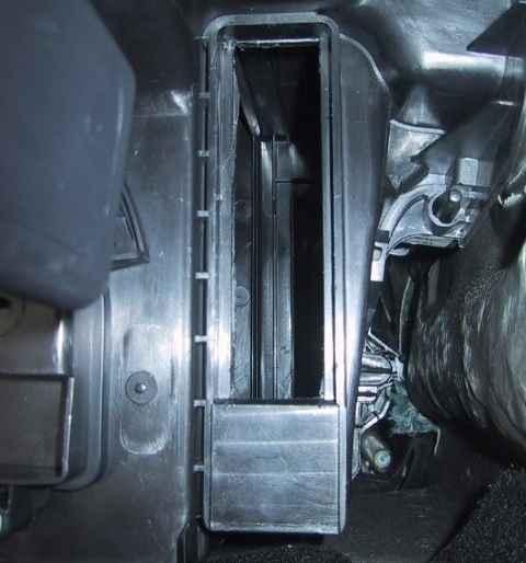 Салонный фильтр Renault Duster