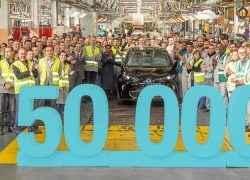 Продан 50-тысячный Renault Zoe