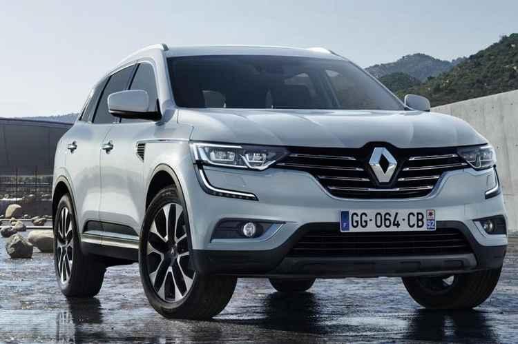 Renault Koleos (Maxthon): официальное фото