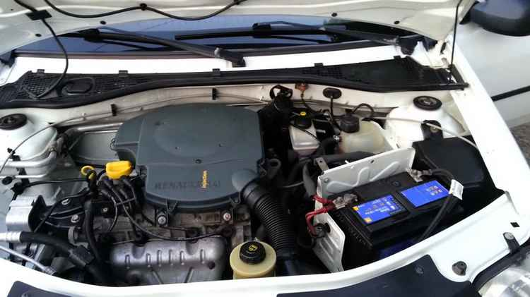 Замена охлаждающей жидкости Renault Logan